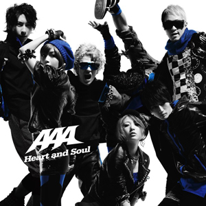 Single Heart and Soul by AAA