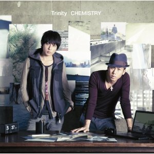 Album Trinity by CHEMISTRY