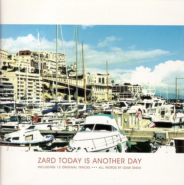 Album TODAY IS ANOTHER DAY by Zard