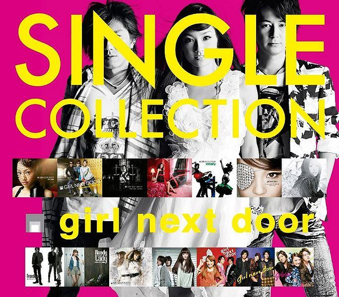 Album Single Collection by GIRL NEXT DOOR
