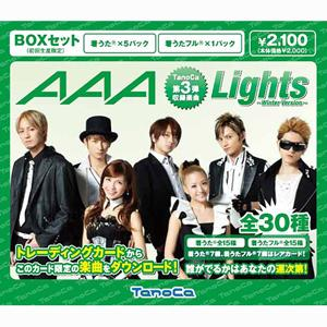 Single Lights ~Winter Version~ by AAA