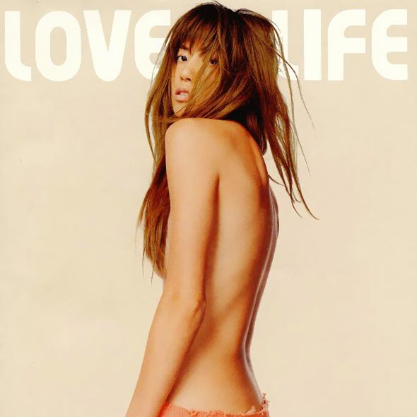 Album Love Life [Cardboard Sleeve] by Hitomi