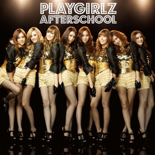 Album playgirlz by After School