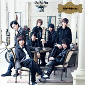 Album Kis-My-1st by Kis-My-Ft2