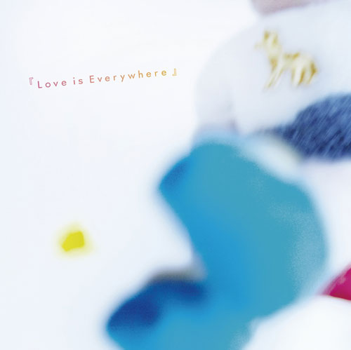 Love is Everywhere by moumoon