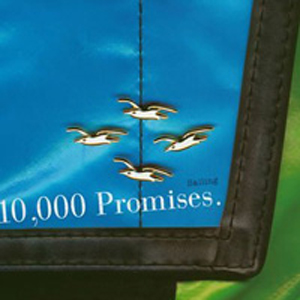 Single Sailing by 10,000 Promises.