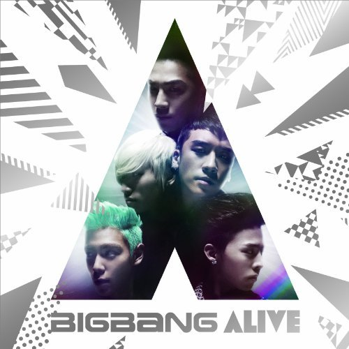 Mini album Alive (Japan Version) by Big Bang