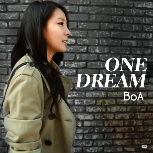 Single One Dream by BoA