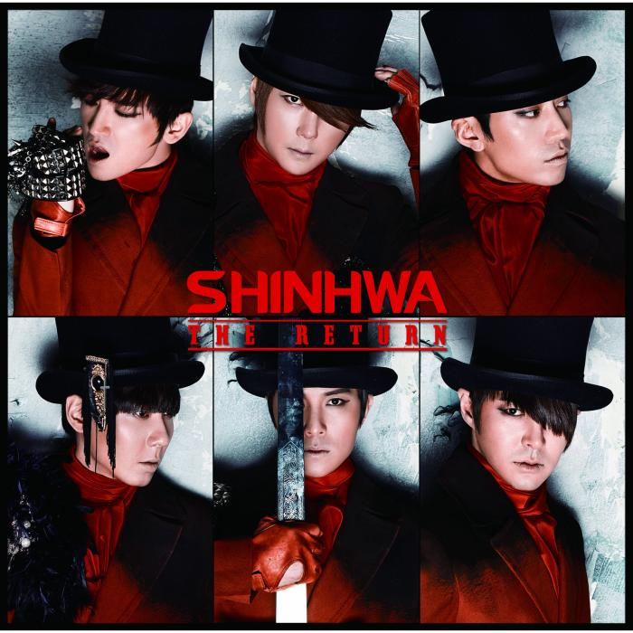 Album Shinhwa 10th – The Return' Album by Shinhwa