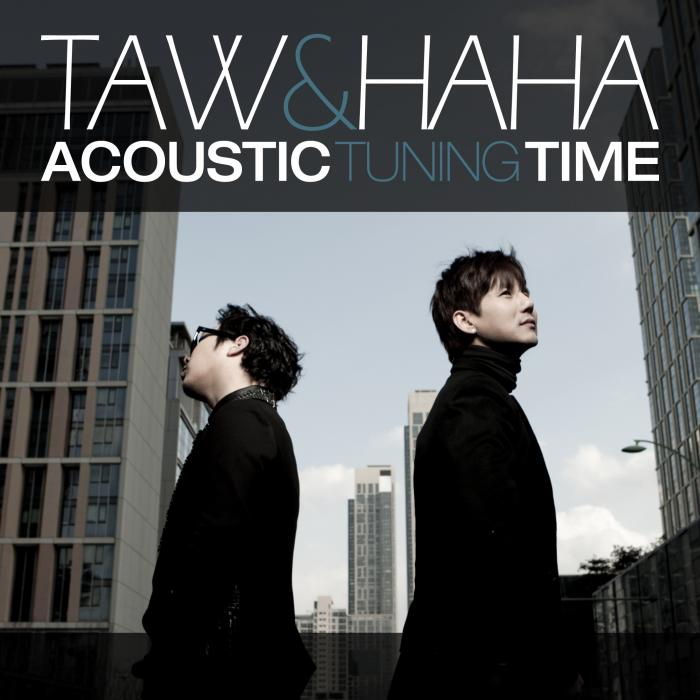 Album Acoustic Tuning Time by Taw & HaHa