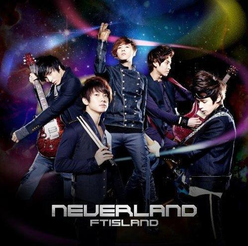 Single NEVERLAND by F.T. Island