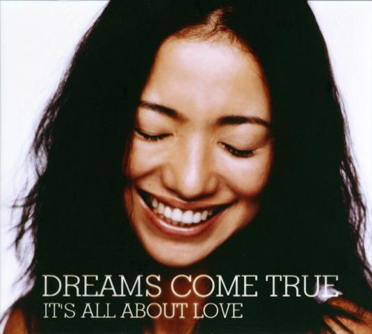 Single It's All About Love by DREAMS COME TRUE