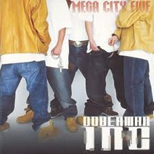 Album MEGA CITY FIVE by DOBERMAN INFINITY