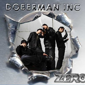 Album ZERO by DOBERMAN INFINITY