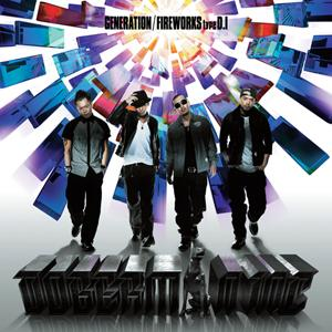 Single GENERATION / FIREWORKS type D.I by DOBERMAN INFINITY