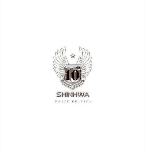 Album Volume 9 - White Edition by Shinhwa