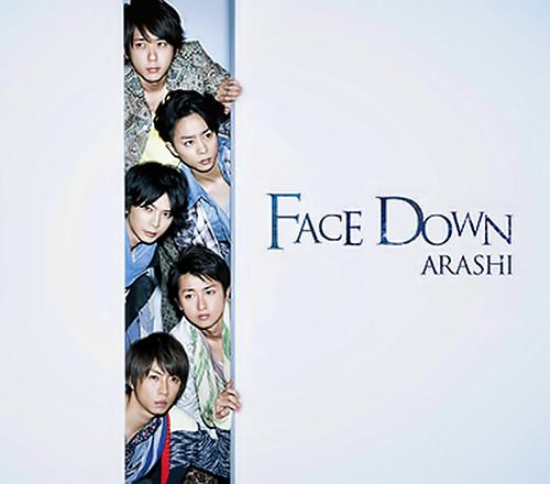 Single Face Down by Arashi