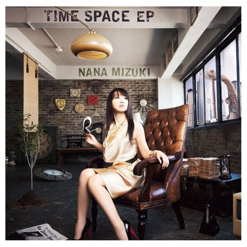 Single TIME SPACE EP by Nana Mizuki