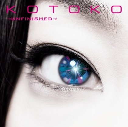 Single →unfinished→ by KOTOKO