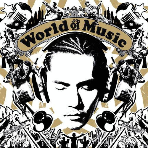 Album World of Music by Zeebra