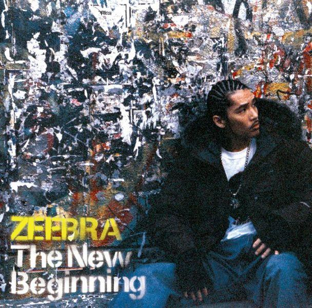 Album The New Beginning by Zeebra