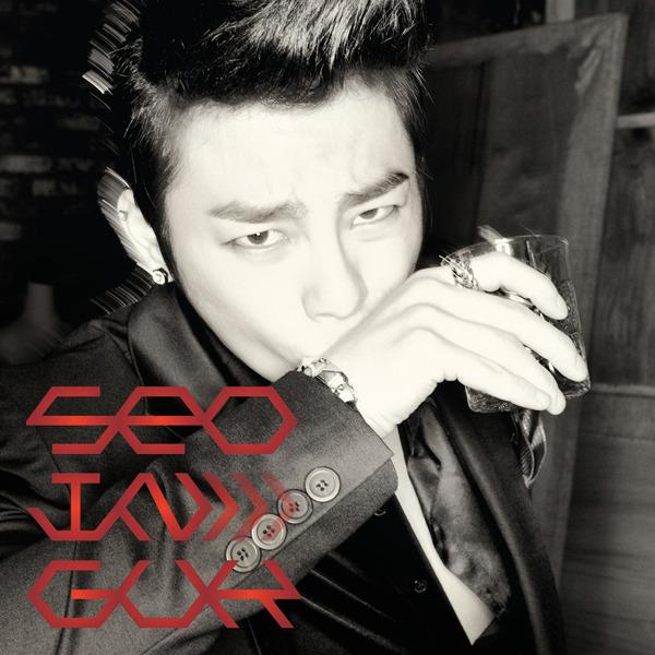 Mini album Perfect Fit by Seo In Guk