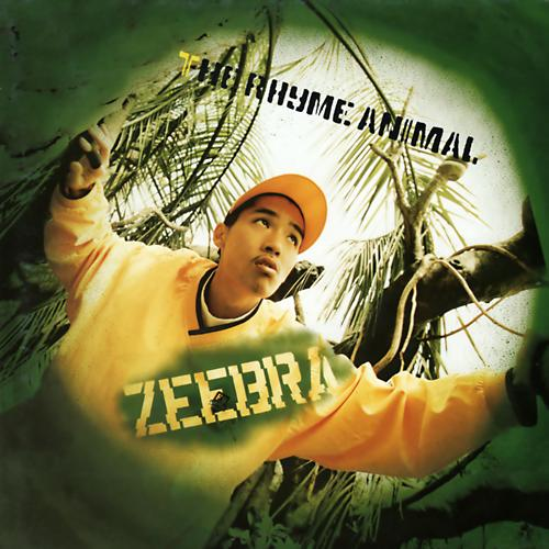 Album The Rhyme Animal by Zeebra