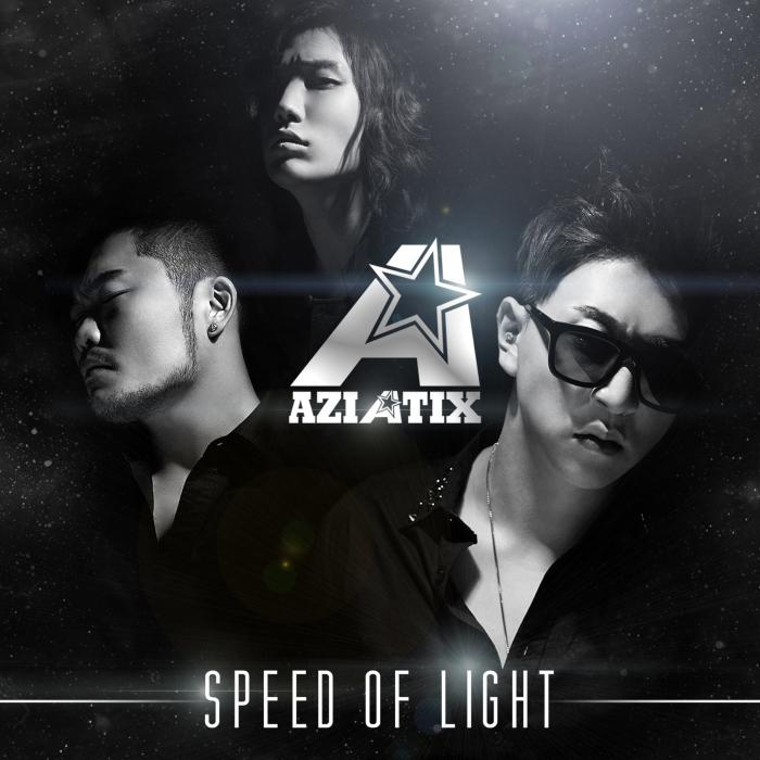 Single SPEED OF LIGHT by Aziatix