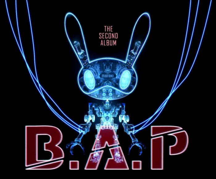 Mini album Power by B.A.P