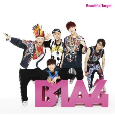 Beautiful Target (Japanese. ver) by B1A4