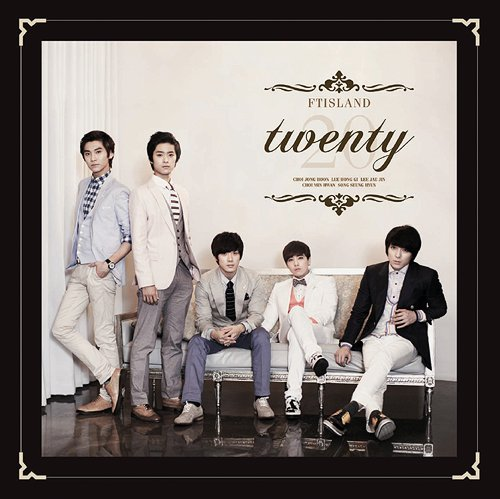 Album 20 [twenty] by F.T. Island