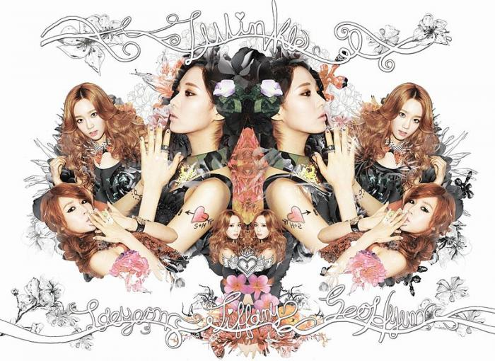 Mini album Twinkle by Taetiseo