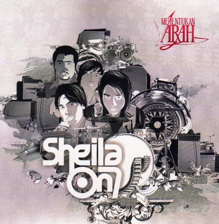 Album Menentukan Arah by Sheila On 7