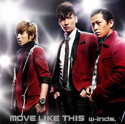 Album Move Like This by w-inds.