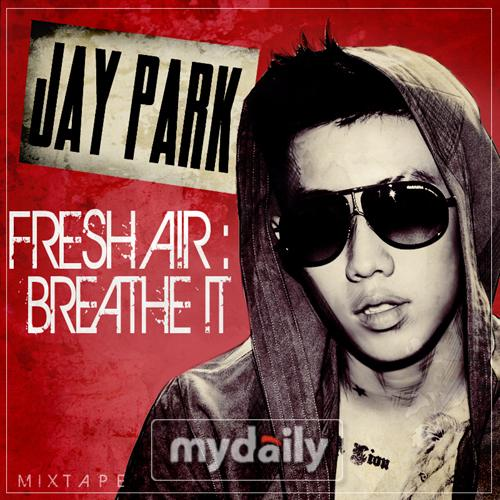 Single Fresh A!R:Breathe !T by Jay Park