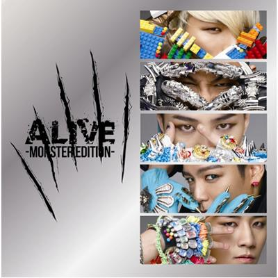Album ALIVE - Monster Edition- by Big Bang