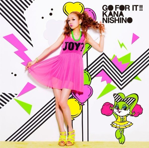 GO FOR IT!! by Kana Nishino