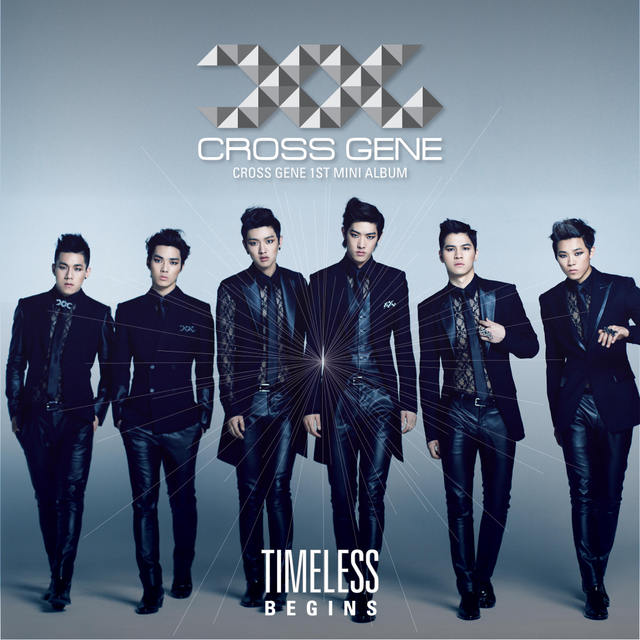 Mini album Timeless : Begins by CROSS GENE