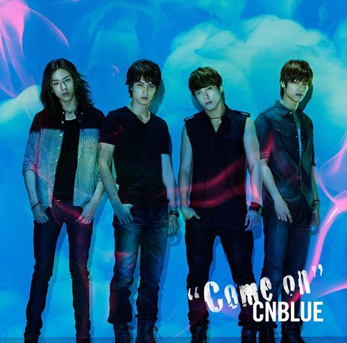 Single Come On by CNBLUE