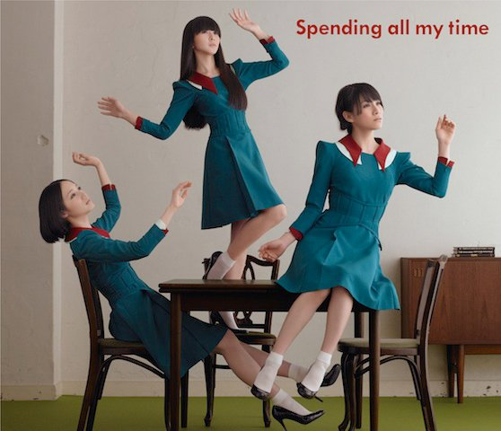 Single Spending all my time by Perfume