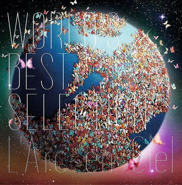 Album World's Best Selection by L'Arc~en~Ciel