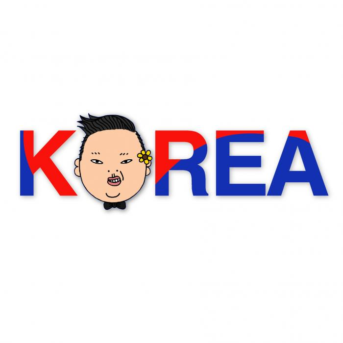 Korea by PSY