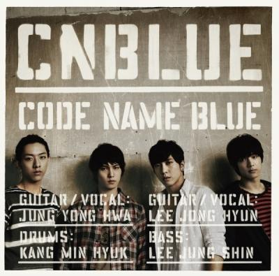 Album CODE NAME BLUE by CNBLUE