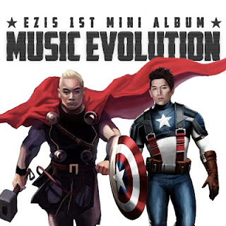 Mini album EZIS Feat. Jay Park by Jay Park