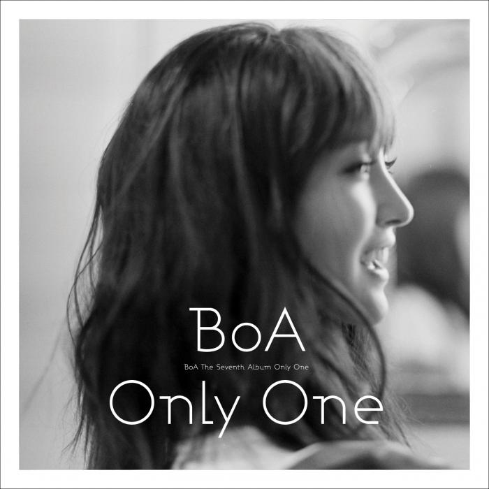 Album Only One by BoA