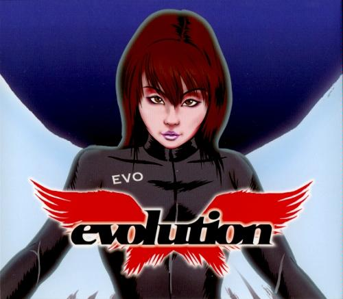 Album evolution by Masami Okui