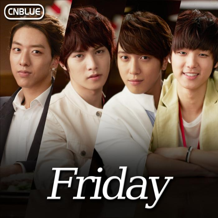 Single Friday by CNBLUE