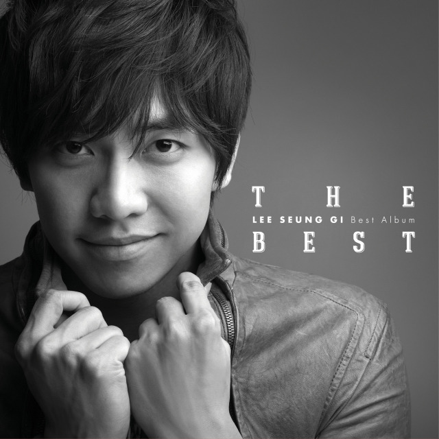 Album THE BEST by Lee Seung Gi