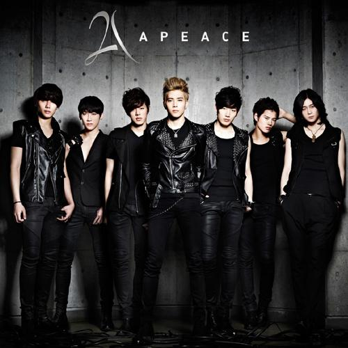 Album APeace by A-Peace