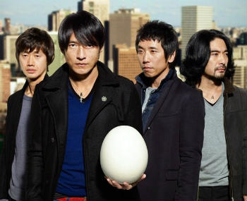 Single hypnosis by Mr.Children